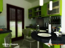 kitchen_sq by AwanBALI
