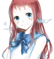 manaka by shiroiheya