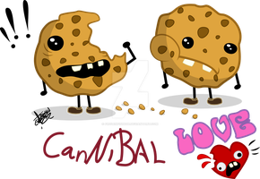 Canniba Love by frozenfish696