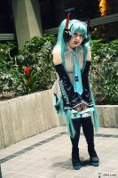 Vocaloids: Hatsune Miku by LyricalEntropy