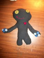 bozy the ugly doll by RaheHeul