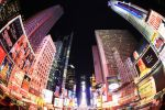 Time square NY by larduin
