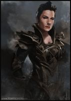 Faora from Superman by Tomahawk-Monkey