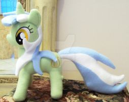 MLP Lyra Heartstrings Custom Plush by ponypassions