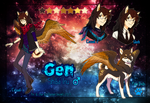 Gen Reference 3.0 by Majime