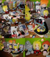 Anime Collection by fear-my-phone-grr