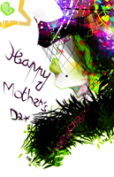 Chic happy mother's day by Gribouillonne