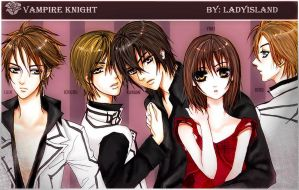 :::VAMPIRE KNIGHT::: by Ladyisland
