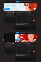 Simple Web Page Design by sone-pl