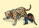 Jix - the Jaguar by chanso