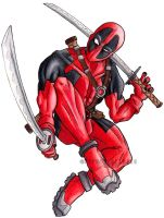 Deadpool 001 by kyphoscoliosis