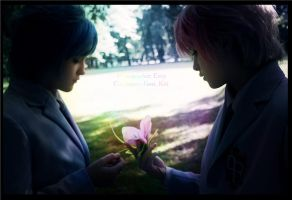 """Ouran: """"Flowers will bloom"""" by Feeri-Theme"""