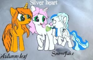 My Sisters by CrystalWingArt
