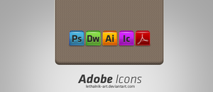 Adobe Icons by lethalNIK-ART