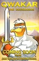 Qwakar The Duckbarian by DustinEvans