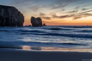 Tunnel beach 4 by shadowfoxcreative