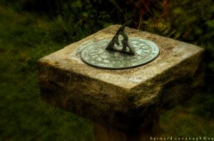 The Sun Dial by horai