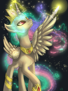 Celly Touches stars by Trojan-Pony