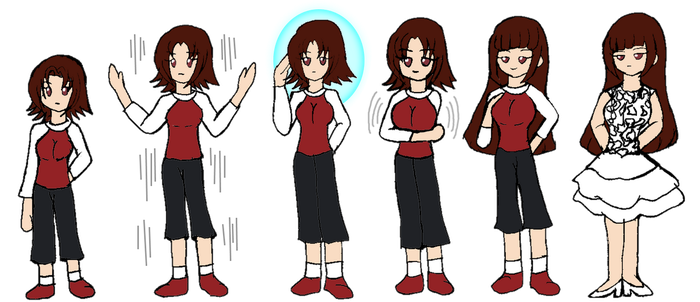 Donation Prize II: The People's Cheryl -Colored- by Chicken-Yuki