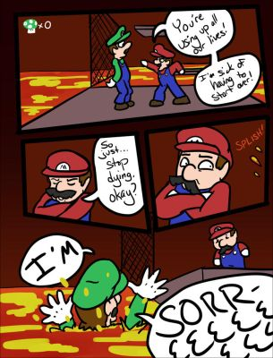 Mario 3D World by SunScales