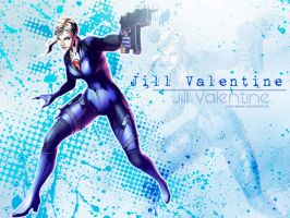 Jill Valentine M vs C 3 by Claire-Wesker1
