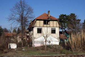 Abandoned House 5 by bhorwat