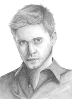 Dean Winchester by mikiXtheXgreat