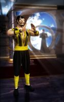 MKII Shang Tsung - Mortal Kombat Tribute by aemiliuslives