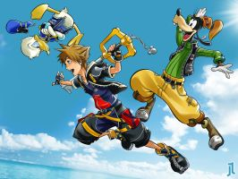 Kingdom Hearts by JapanTuninG