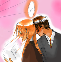 james x lily :preview?: by chupachup