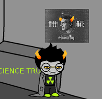 +Sarsal: Examine Bill Nye poster by Toasterstuck