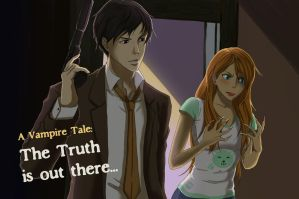 A Vampire Tale Chapter 4 - The Truth Is Out There by Amadalia