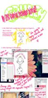 Coloring Tutorial 1 by WisdomsPearl