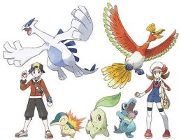 Heartgold And Soulsilver by Arceus493