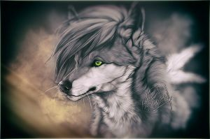 .: Old Times :. by WhiteSpiritWolf