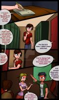 Wrapped Disguise page 1 by TGedNathan