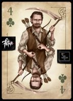 ToT Card Game FARMER FATHER by FranciscoETCHART