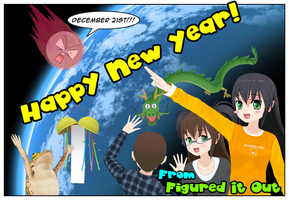 Happy New Year from FIO by Dragoshi1