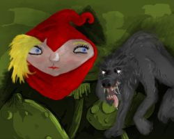 Red Riding hood Concept by ViggObscure