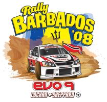 Rally Barbados 2008 by BreadX