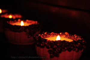 Candles in Darkness by ChrixX14
