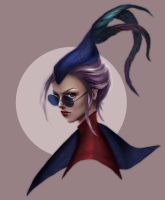 Aristocrat Vayne, League of Legends by Aydiah