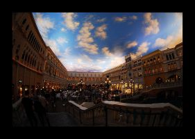 The Venetian by forfie