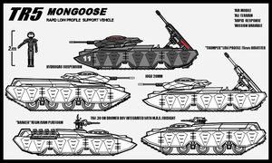 Mongoose by Evilonavich