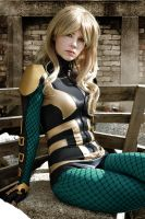 Black Canary - New 52 - Birds of Prey by WhiteLemon