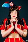 Steampunk Snow White by Gwenwhyvar