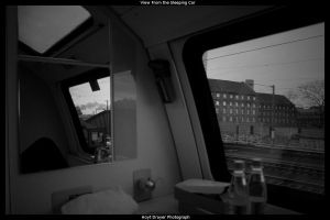 View From the Sleeping Car by HerrDrayer