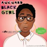 ISSA RAE FROM AWKWARD BLACK GIRL by CurlsClub