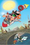 Phineas And Ferb Summer Belongs To You Poster by ShuelAhmed