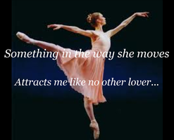 Something In the Way She Moves Graphic by sasukeissohot97
